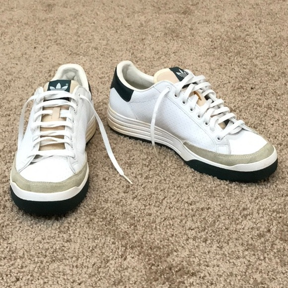297432dd78d0 adidas Other - Adidas Leather Rod Laver Tennis Shoes